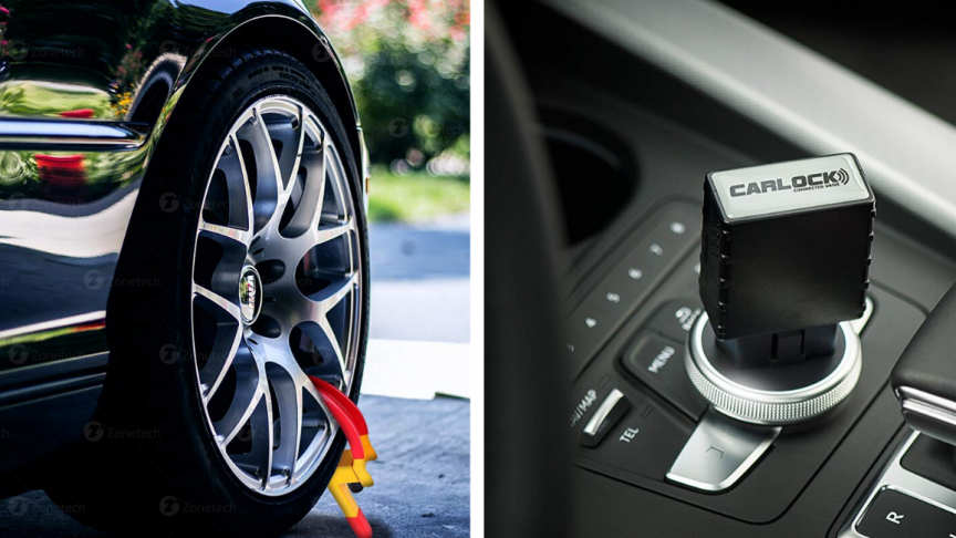 8 Must Have Car Anti-Theft Devices For Road Trip