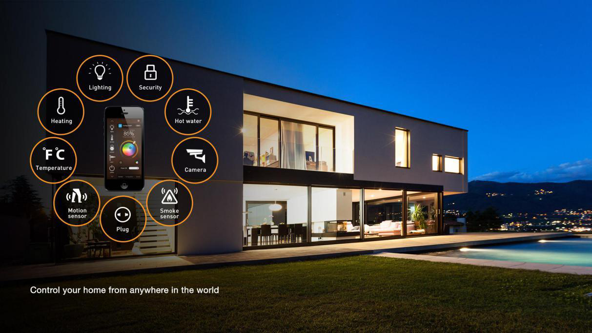 KNX Room Controller: A Powerful Hub to Unite Our House as One