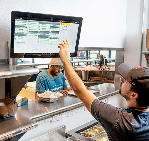The Best Tech Hardware for Quick Service Restaurants